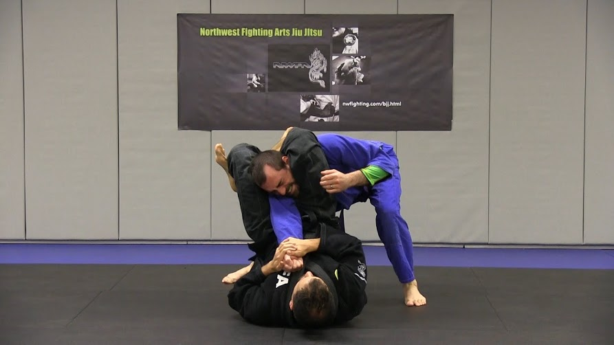 BJJ Self-Defense for Beginners