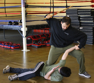 Eskrima Self Defense Classes
