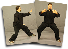 Tai Chi for Self Defense