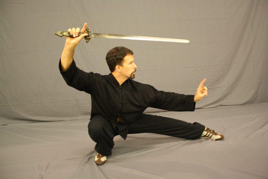 Martial Tai Chi
