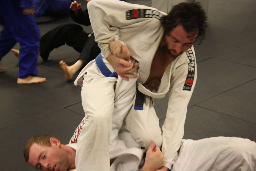 Gracie Jiu JItsu school in portland