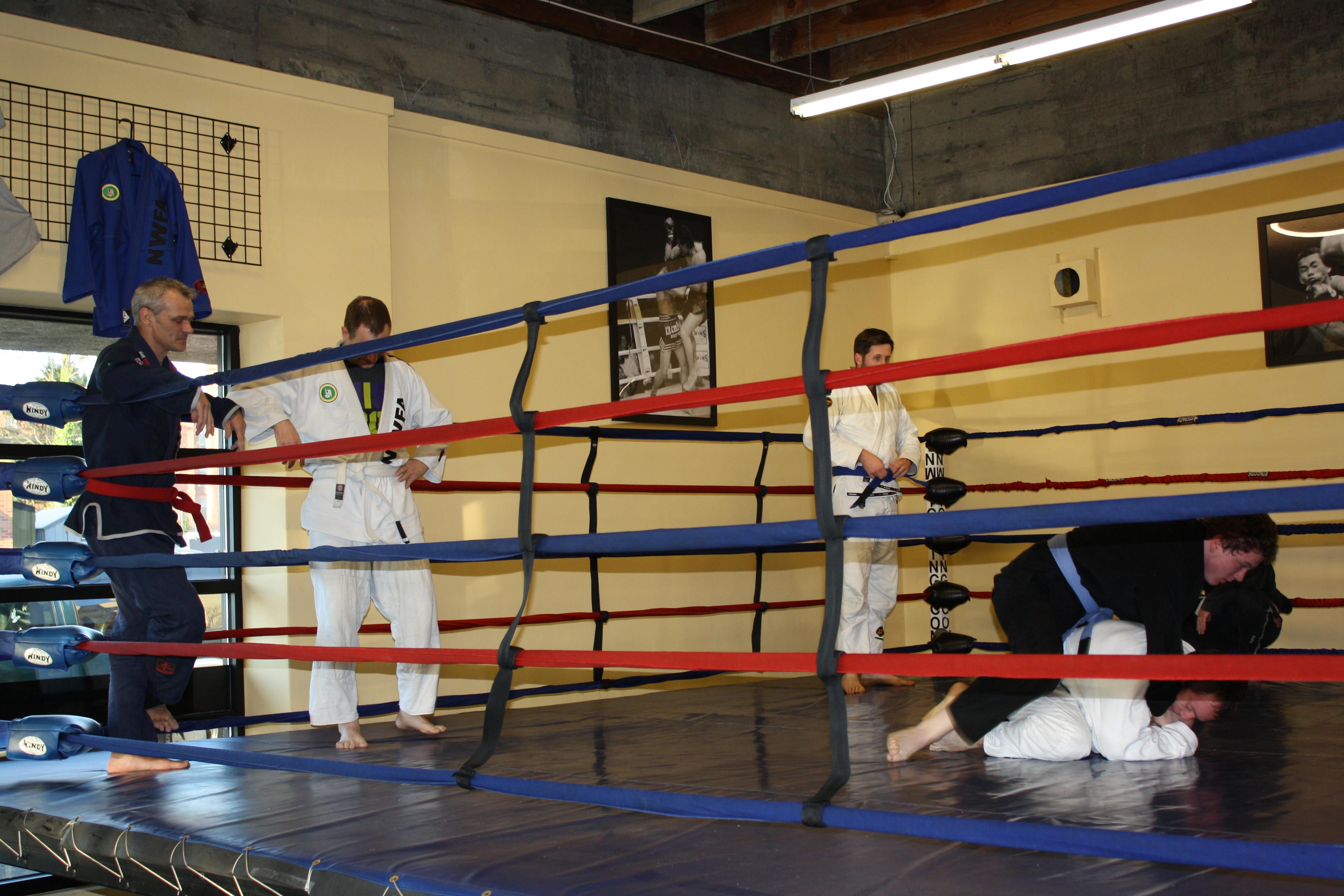Using the X-Guard during Jiu-Jitsu Competition