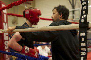 1st round boxing