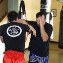 Kickboxing gym Portland