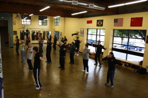 Relieving Stress through tai chi