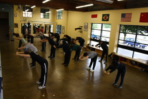 Tai Chi improving your work environment