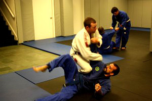 Is jiu-jitsu good for fitness?