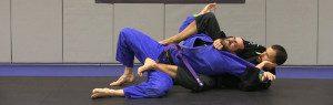 Gracie Jiu jitsu Guard Pass