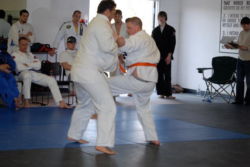 Jiu-Jitsu mindset