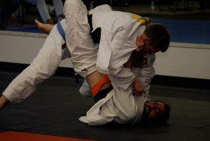 brazilian jiu jitsu techniques: The Guillotine choke