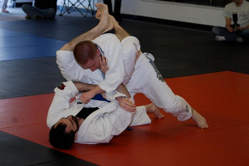 Jiu-Jitsu Stretches