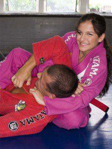 Brazilian Jiu Jitsu for Women