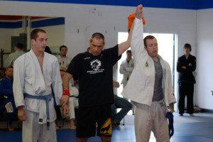 brazilian jiu-jitsu training
