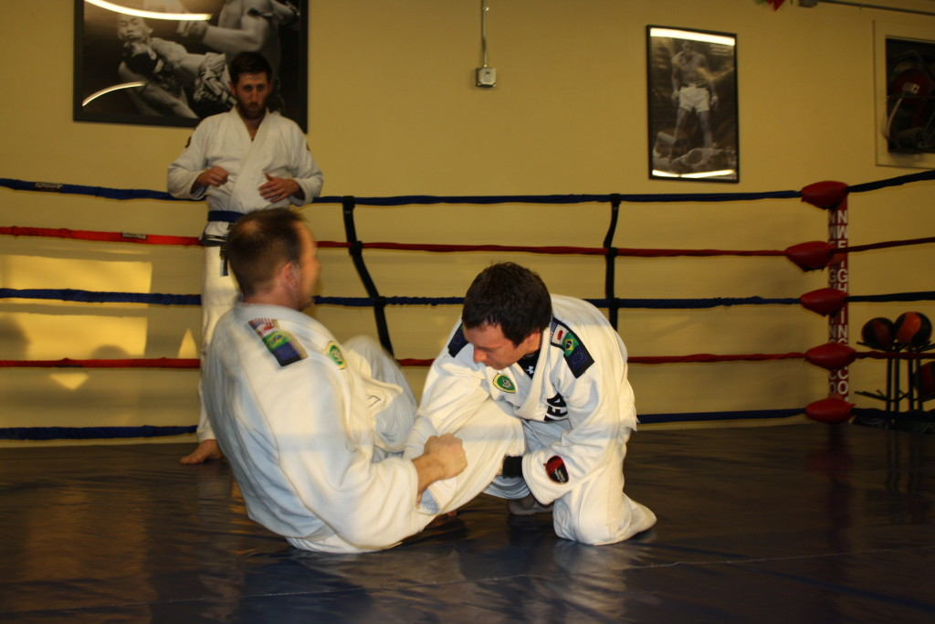 BJJ Self-Defense for Beginners