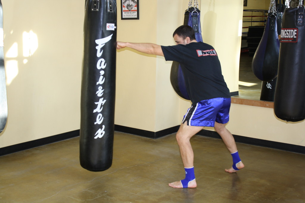 Muay Thai Kickboxing in Portland Oregon