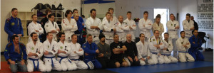 BJJ Training in portland