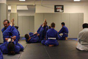 portland jiu jitsu training