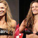 Tate Beat Ronda Rousey