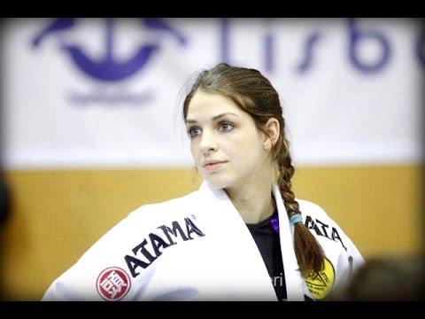 Women's Jiu jitsu Champion: Mackenzie Dern