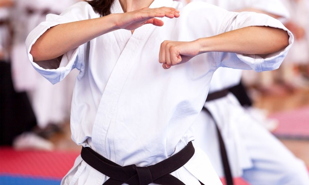 How Does Martial Arts Help with Stress?
