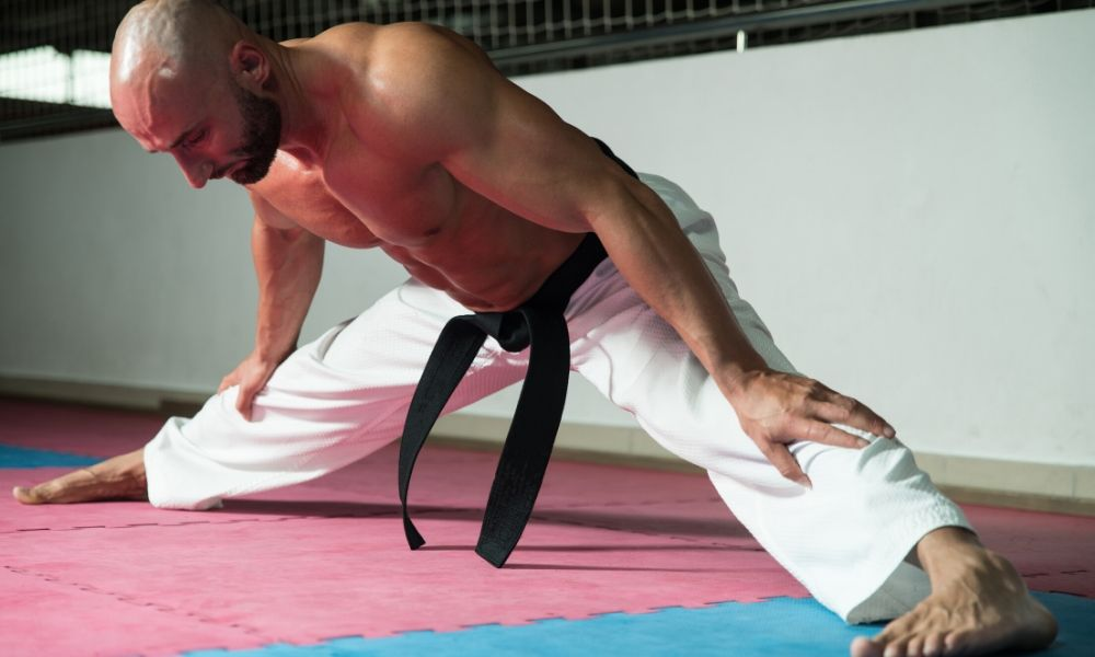 Stretches That Improve Brazilian Jiu-Jitsu