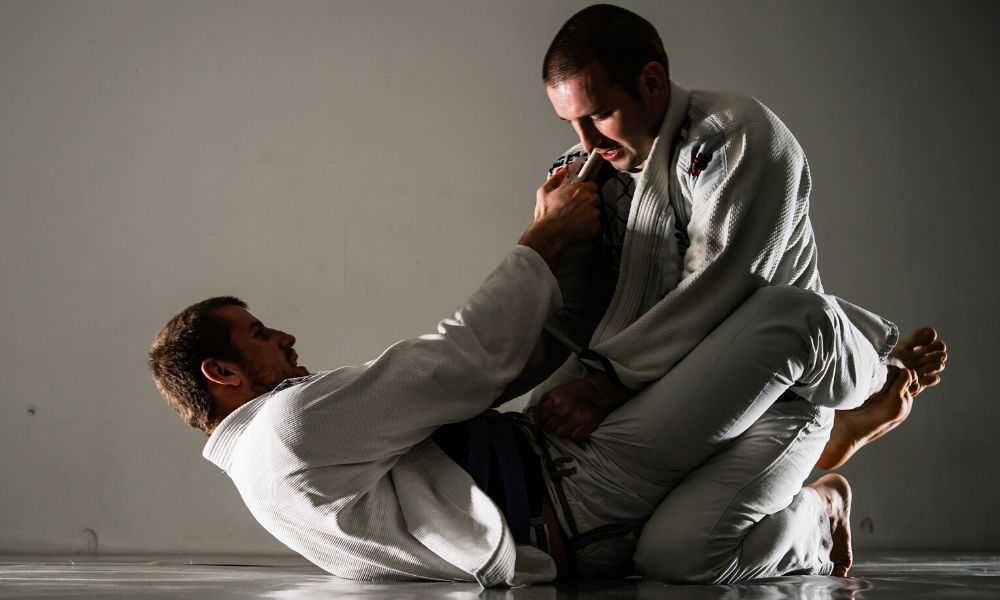 How to Get the Most out of Your Jiu-Jitsu Class