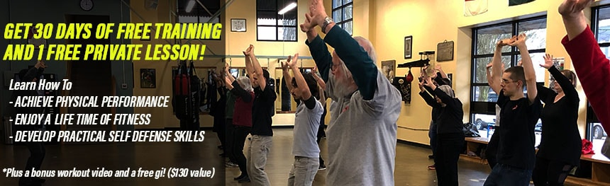 Portland Qigong classes