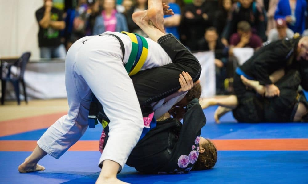 How to Prepare for Your First Jiu-Jitsu Competition
